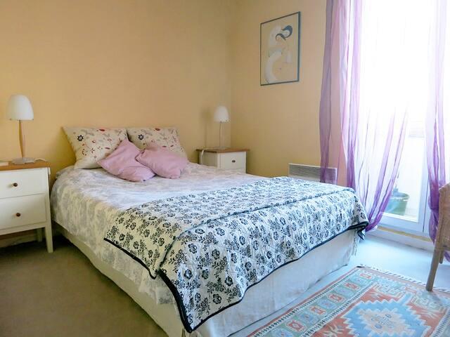 Chambre cozy à 2 pas de Paris - Issy-les-Moulineaux - Apartamento
