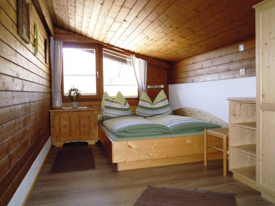 Almsuite Schlafzimmer