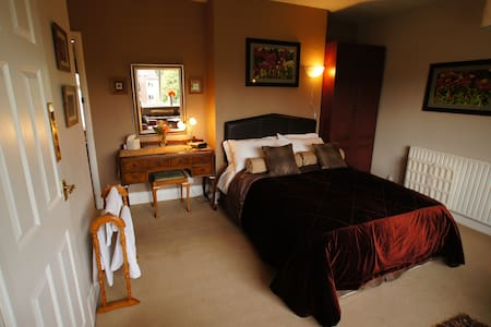 The Stanage B & B, 4 star comfort. - Telford - Oda + Kahvaltı