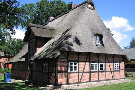 Cottage in the Lueneburg Heath - Jesteburg
