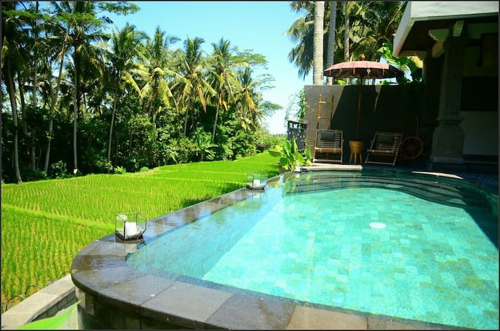 Romantic Luxury Villa#2 Prvt Pool ❤ - Ubud  - Talo