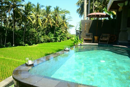 Romantic Luxury Villa#2 Prvt Pool ❤ - Ubud  - House