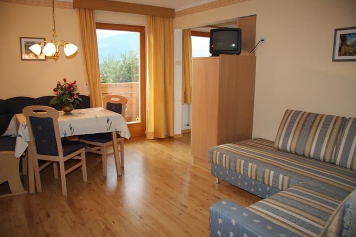 Wohnung Nr.1    Panoramablick - St.lorenzen - Apartamento