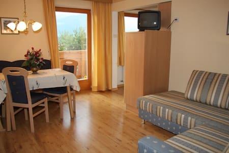 Wohnung Nr.1    Panoramablick - St.lorenzen - 公寓