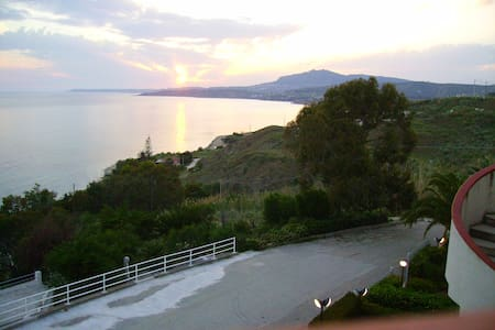 sea apartment panoramic viewpoint - Sciacca - 公寓