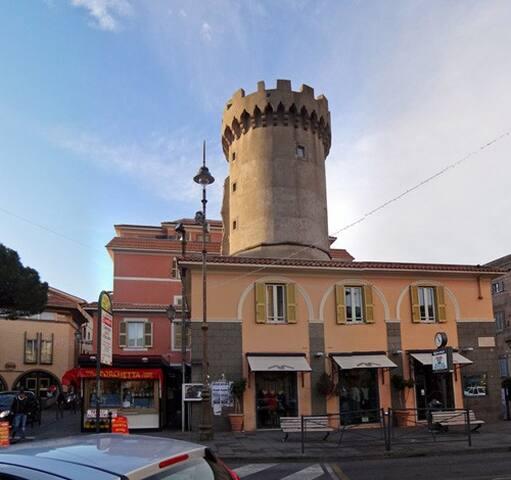 APPARTAMENTO NEI CASTELLI ROMANI - Marino - Lägenhet