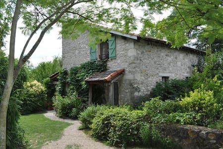 La Petite Maison, Shaded Veranda, Pool, 2-6 Guests - Montpezat de Quercy