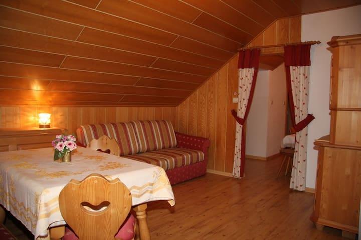 Wohnung Nr.5-6 - St.lorenzen - Hus