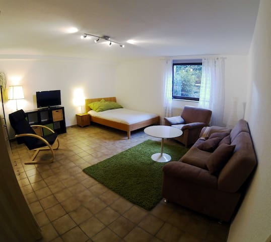 Fair apartment close to Hanover