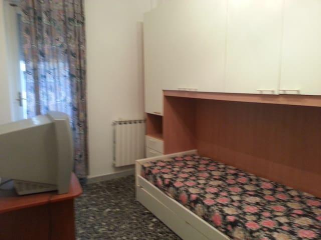 camere affitto via Napoli sassari - Sassari - Apartment