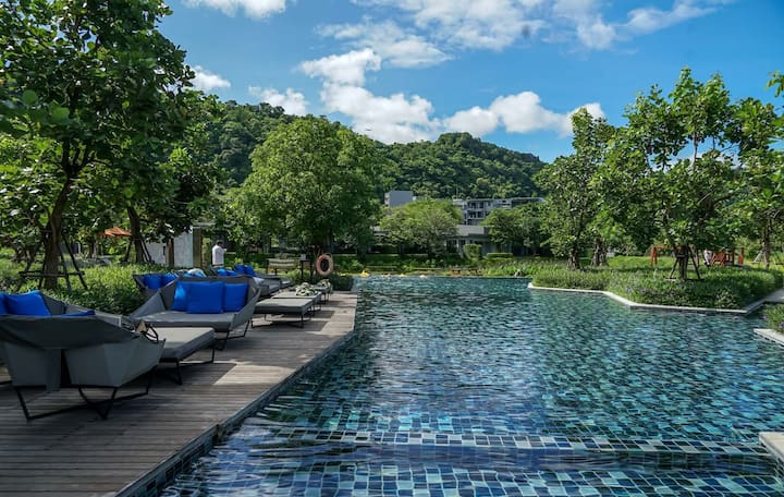 Hideaway Villa @ Khaoyai - Mountain view