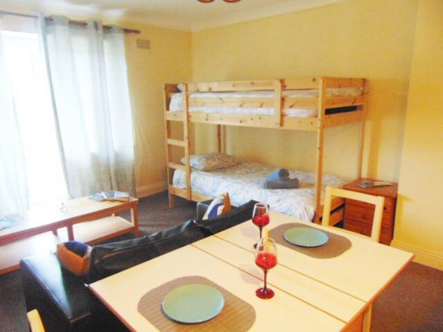☘️Great  Location & Comfy Beds(Kitchen-Balcony)☘️