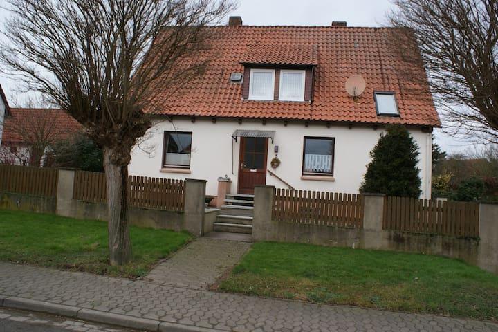 Haus Rosa - Einbeck-Drüber - Daire