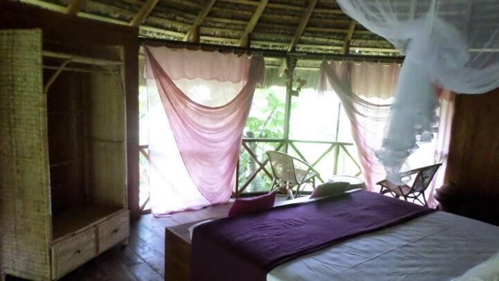 Bienvenue dans notre Cabane SAMBA
