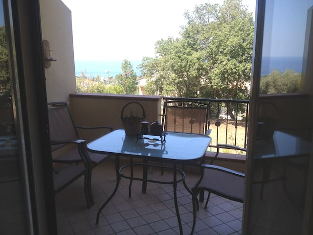 A peaceful holiday close to the sea and Tropea