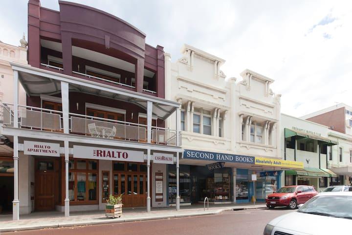RIALTO APARTMENTS - Fremantle - Wohnung