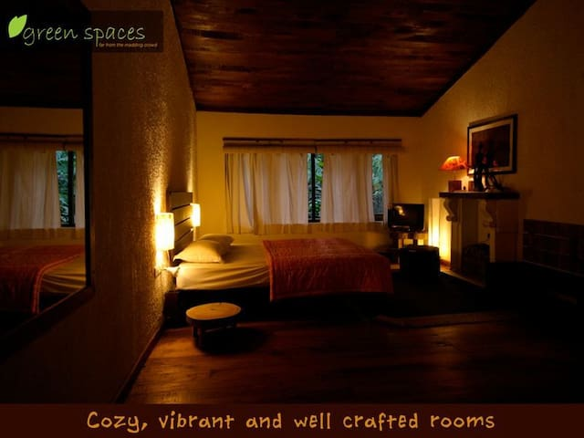 Greenspaces Munnar - Munnar - Bed & Breakfast