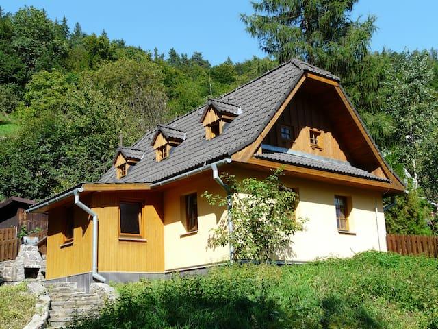 entre la ville et la forêt - Banská Štiavnica