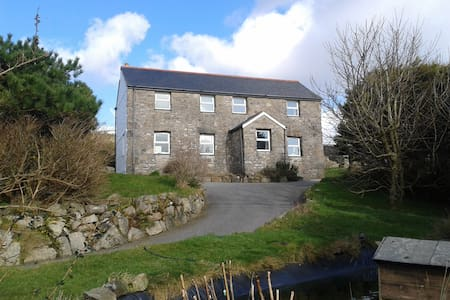 Character Quality Cornish Cottage  - Lanner - Casa
