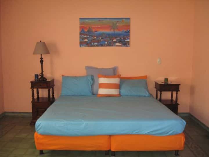 Casa Tranquilla all three bedrooms