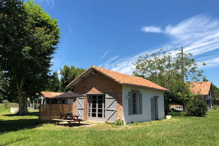 "Little house ""La Sud"" in Hossegor countryside"