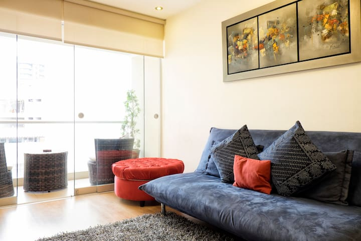 Berlin, Miraflores New Apartment .August 70$.2018