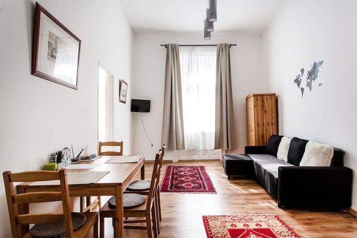 ECO🌳 Home with prime location at Oktogon🌇