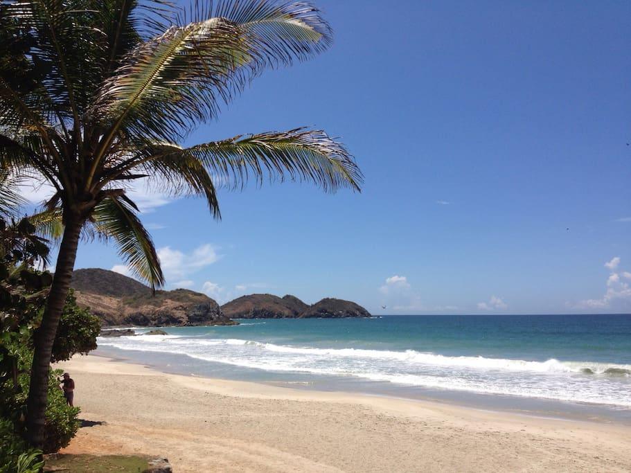 Beach of Puerto Real