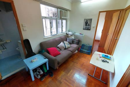 Room in hipster Sheung Wan