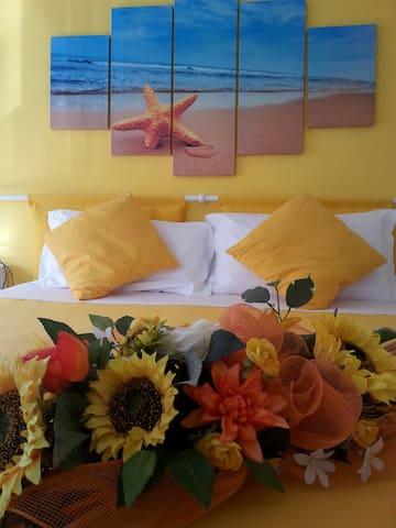 Stella Marina Camogli room for rent