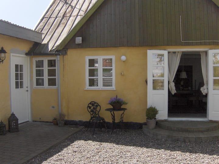 Hyggeligt bondehus - det lille hus på prærien
