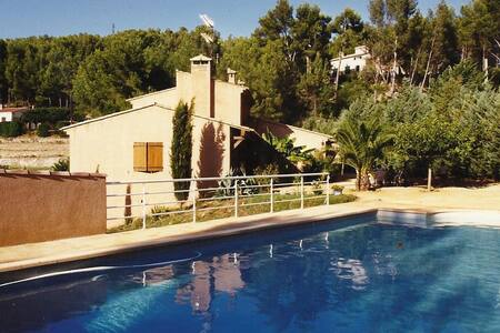 Super villa pour vos vacances    - La Bouilladisse - Villa