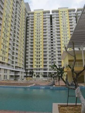In the heart of Kuala Lumpur- Nice - Kuala Lumpur - Apartamento