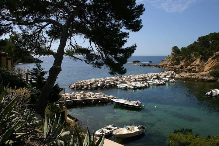 Villa en bord de mer - Ensuès-la-Redonne - Villa