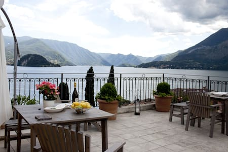 Lake View Suite in Central Varenna - Varenna