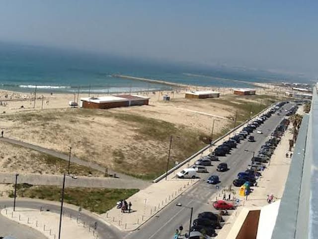 Lisbon/CCaparica - Beach, surf and city - Costa da Caparica - Apartment