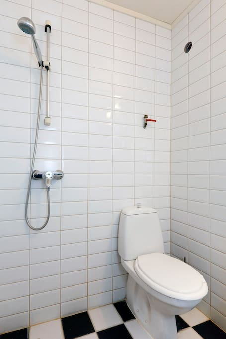 Shared Bathroom/WC (1)