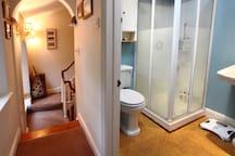 Landing & shower room