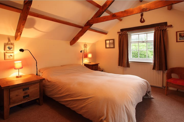Beautiful double/twin bedded room in Wadebridge