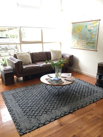 Relaxed apartment in central Ballarat