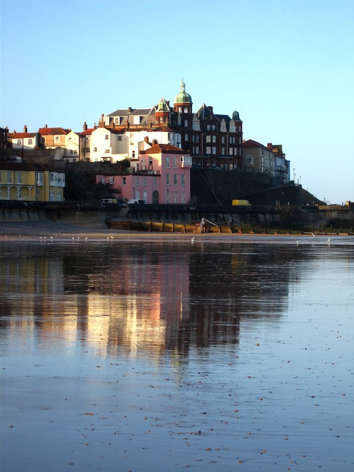The old lookout or (pink palace) Best Sea Views in Cromer