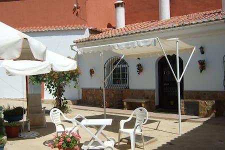 Habitaciones en Casa Cueva - Casa de Dulce - Cova