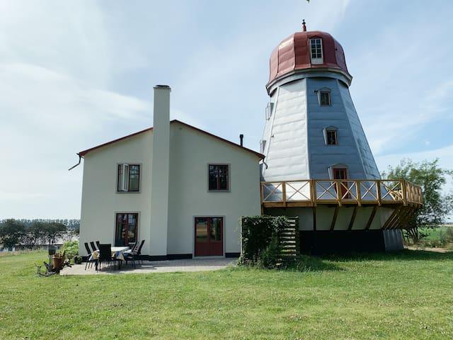 Unique windmill in the heart of Österlen