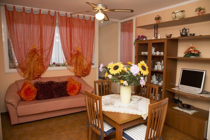 Grazioso appartamento a Platamona - Platamona