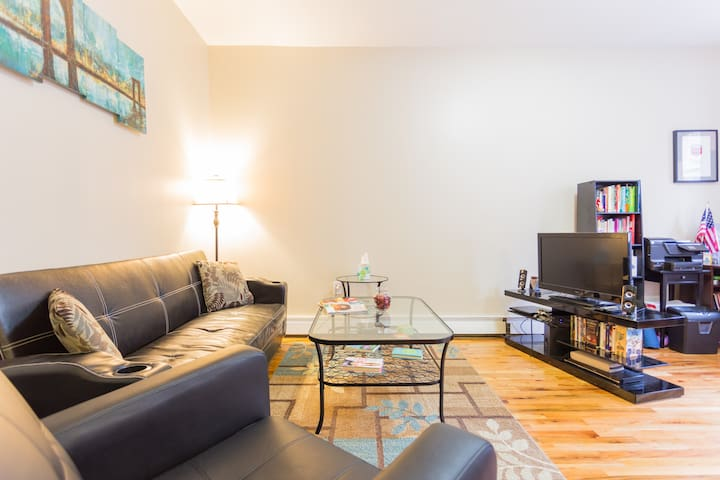 Beautiful apt by Central park! - Nova York - Apartamento