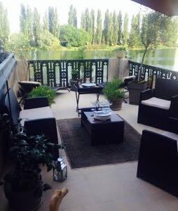 Appartement avec superbe vue Saône - Chalon-sur-Saône