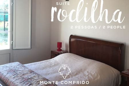 "Monte Comprido - Room ""Rodilha"" - Bed & Breakfast"