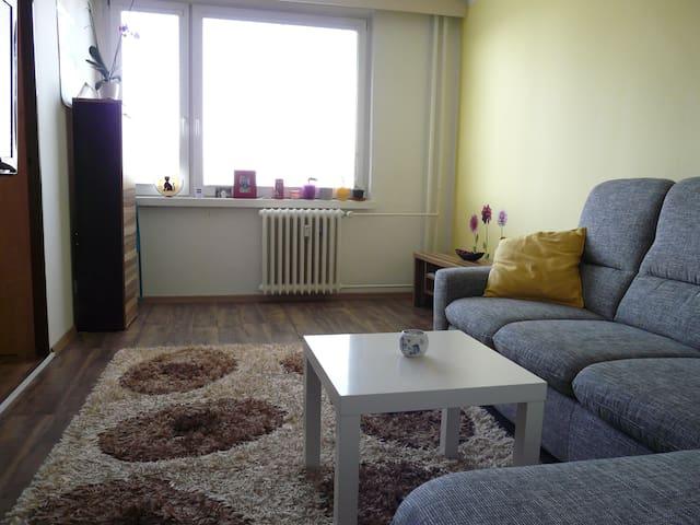 Moderní byt blízko centra - Hradec Králové