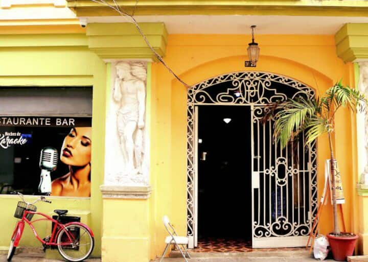 Apartment in the Historic Center of Cartagena