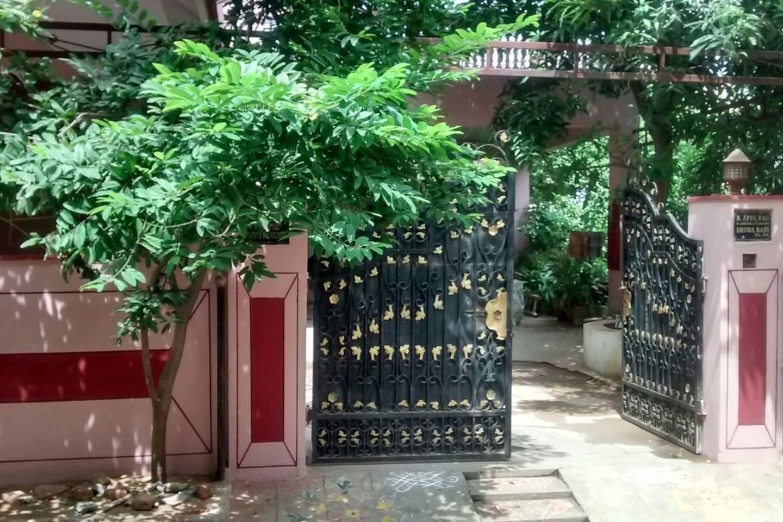 House Entrance Gate